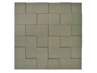 Mosaico Damas Off White